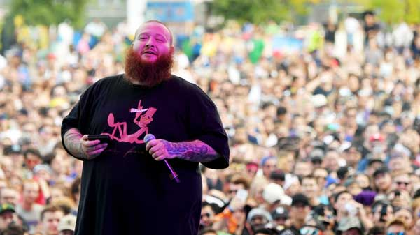 Rapper Action Bronson How long does it usually take to see any weight loss results?
