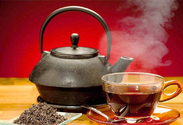 Black Tea to Lose Weight