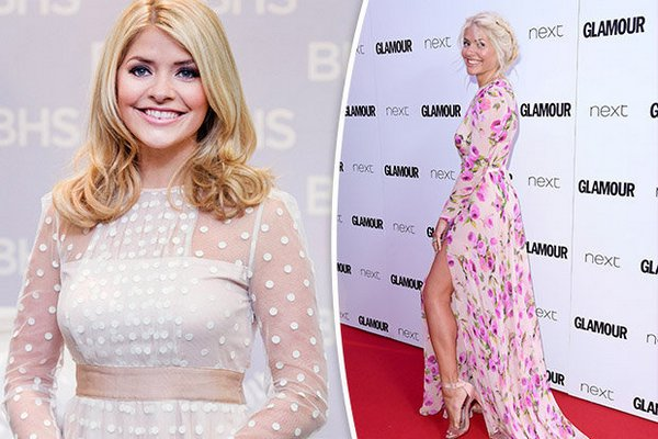 Holly Willoughby weight-loss secret diet