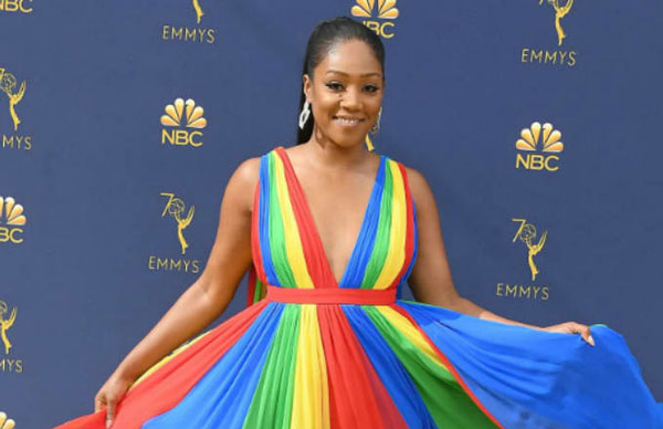 How did Tiffany Haddish lose her weight