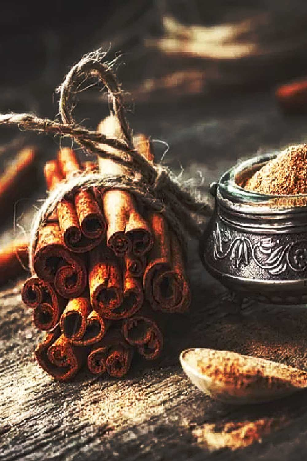 How do you use cinnamon powder for weight loss?