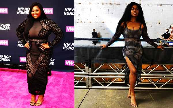 Jazmine Sullivan weight loss before and after 2020