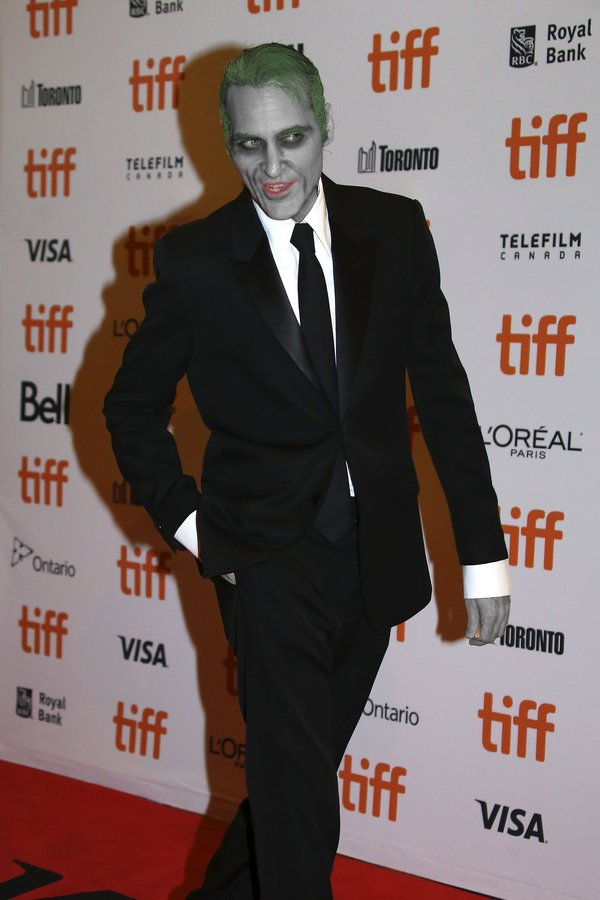 Joaquin Phoenix weight loss for the Joker