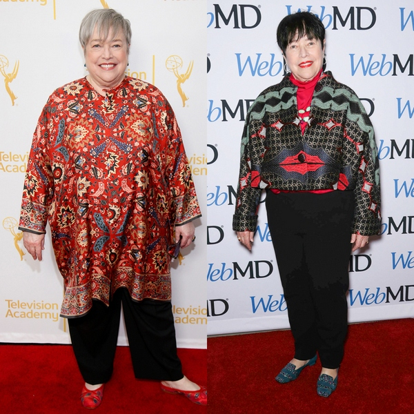 Kathy Bates weight loss more than 60 pounds in 2019