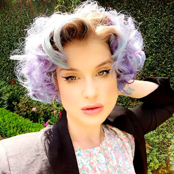 Kelly Osbourne weight loss photos 1