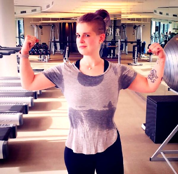 Kelly Osbourne weight loss photos