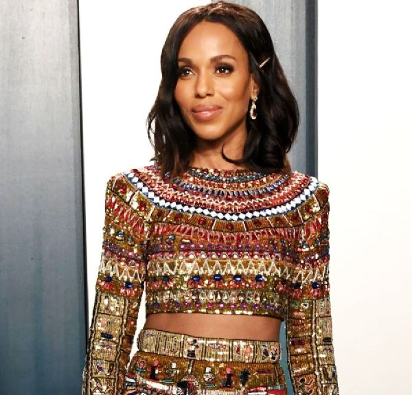 Kerry Washington weight loss diet