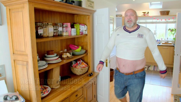 Neil Razor Ruddock weight loss