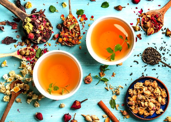 Safety Precautions for herbal teas