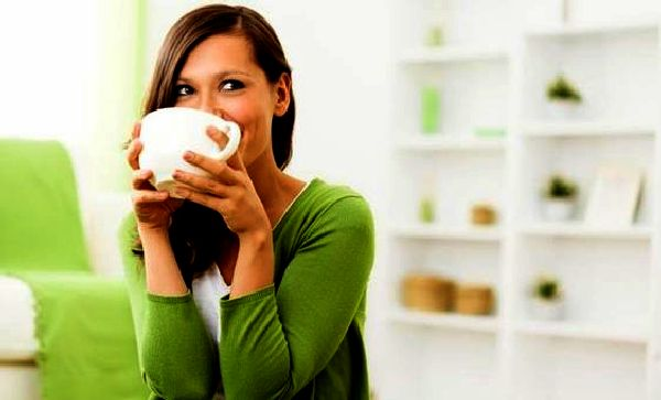 Why and how does green tea help you to lose weight